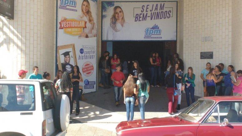 FPM anuncia Vestibular 2019; inscrições abertas
