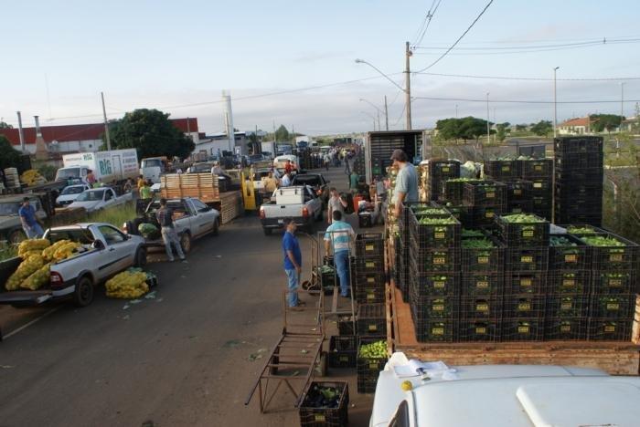 Ceasa divulga cotação de preços praticados nessa quinta-feira