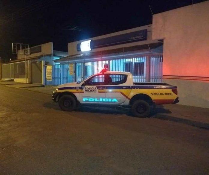 Indivíduos invadem fazendo na região de Campo do Meio e cometem furtos