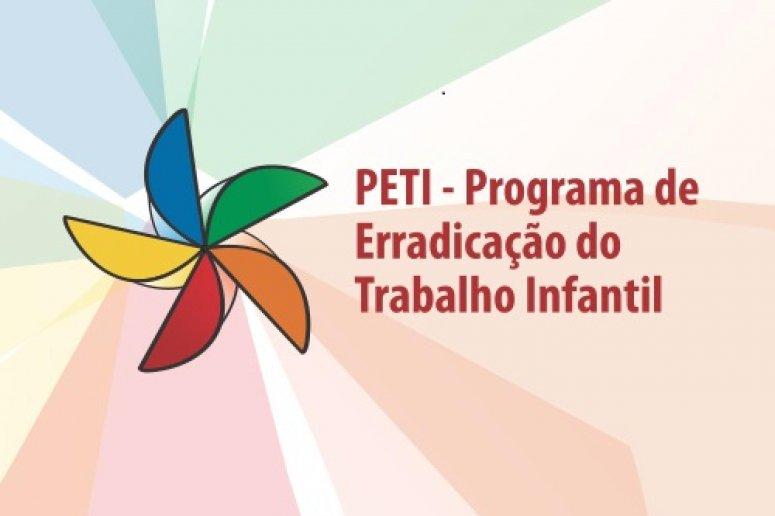 PETI torna público convite para composição da Comissão Municipal de Prevenção e Erradicação do Trabalho Infantil