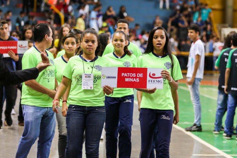 Etapa microrregional do JEMG em Patos de Minas começa dia 14 de maio