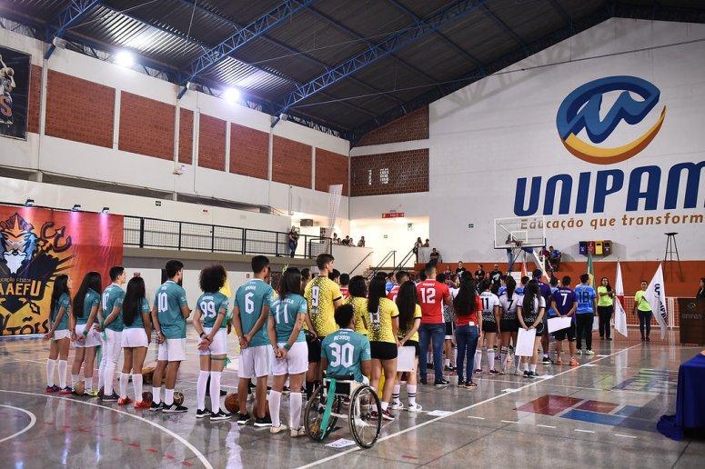 Jogos da Educação Física foram realizados em setembro
