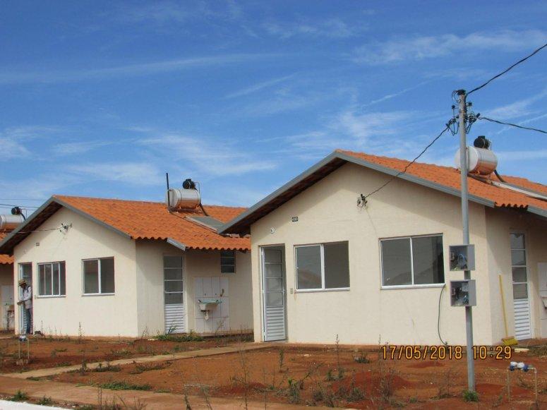 Caixa Econômica Federal fará novo sorteio de endereços das casas dos Residenciais Pizolato I e II