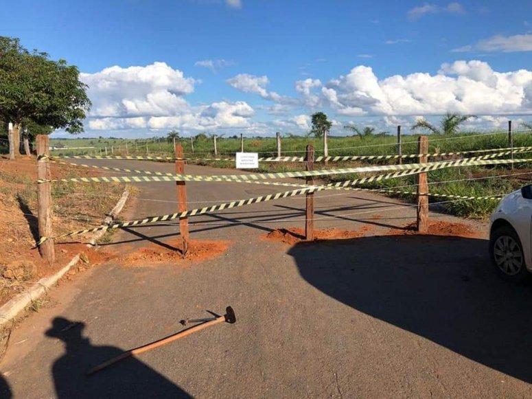 Prefeitura de Matutina cria barreira sanitária de triagem em estradas e fecha algumas divisas