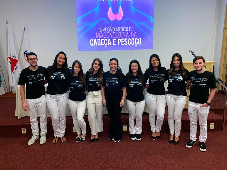 I Simpósio Médico de Imagenologia da Cabeça e Pescoço foi promovido no UNIPAM