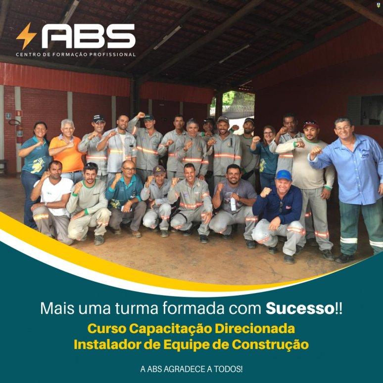 ABS agradece pela preferência e confiança