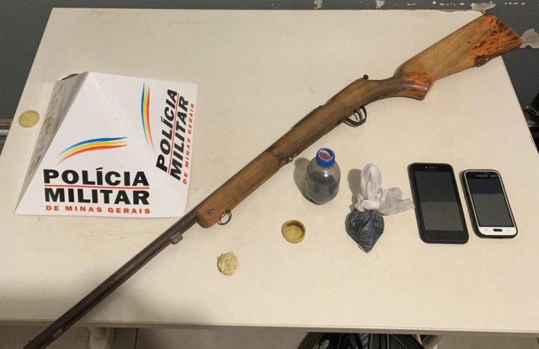 Autor de homicídio na quinta-feira em Vazante é preso
